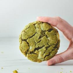 5 Cookies Matcha-Chocolat...
